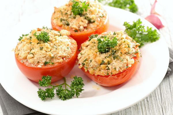 Tomates provenzal revisados